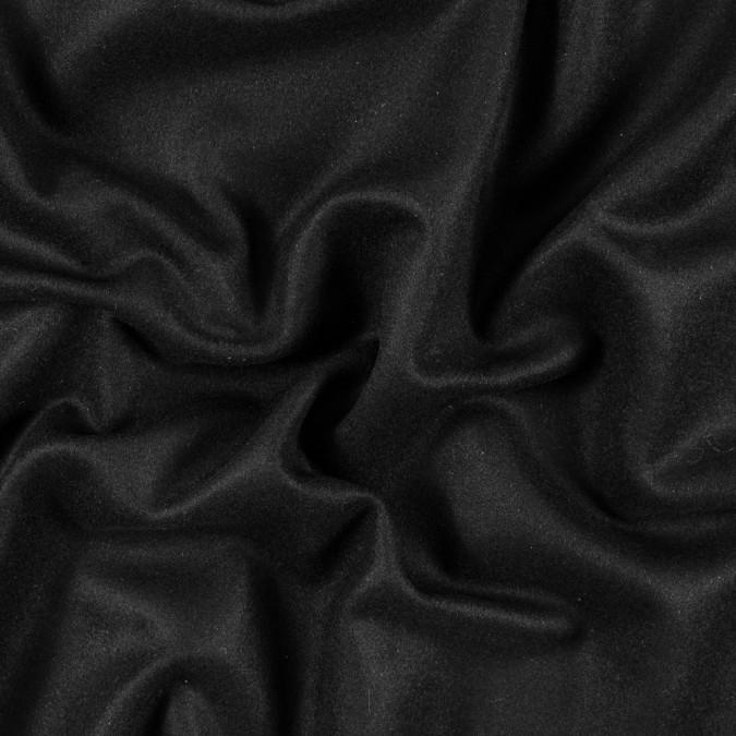 roberto cavalli black felted wool coating 316289 11