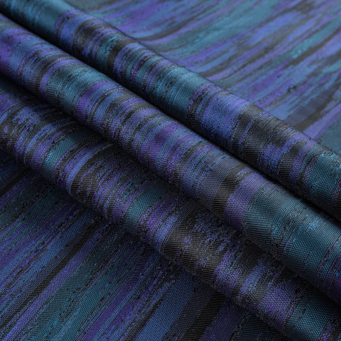 royal purple and pagoda blue abstract jacquard 314845 11