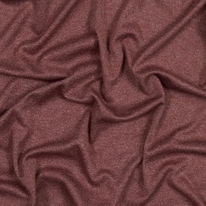 ruby wine lightweight heathered interlock jersey 316081 11