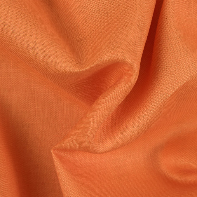 russet orange medium weight linen 310672 11