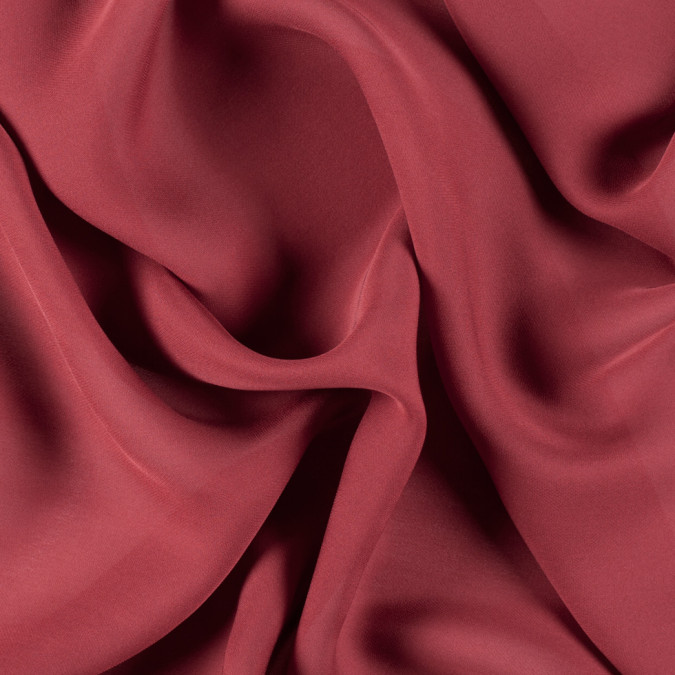 rust silk double georgette pv6000 175 11