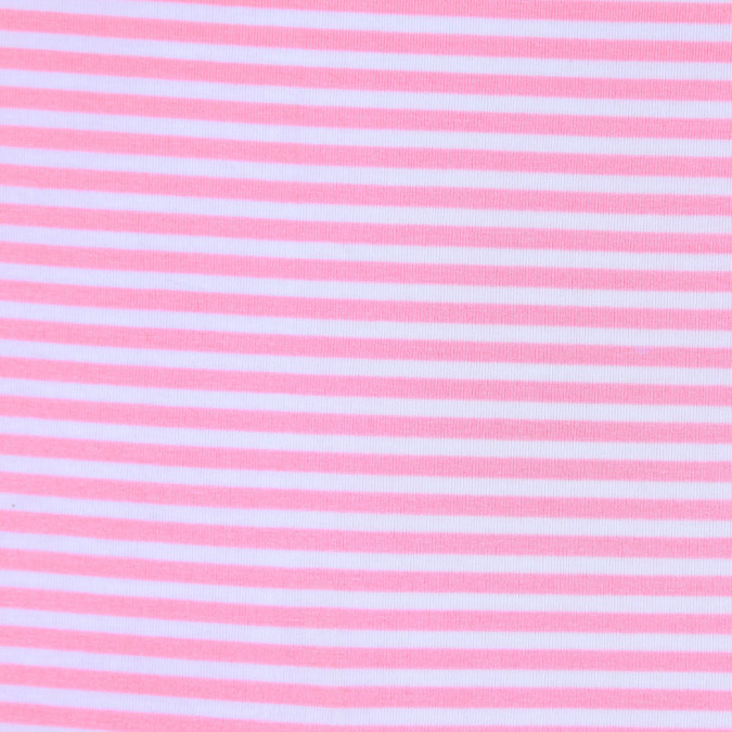 sachet pink and white bengal striped cotton stretch jersey fp19861 11