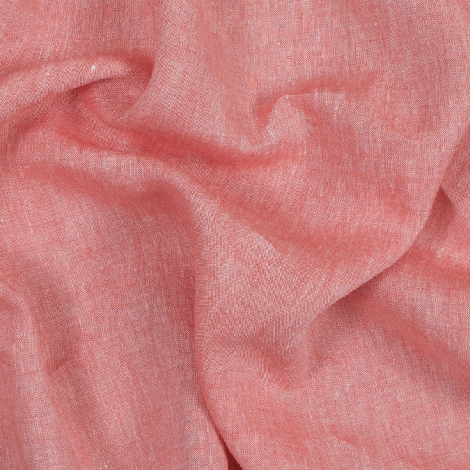 salmon medium weight linen woven 317449 11