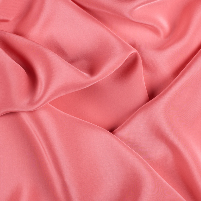 salmon silk crepe de chine pv1200 161 11