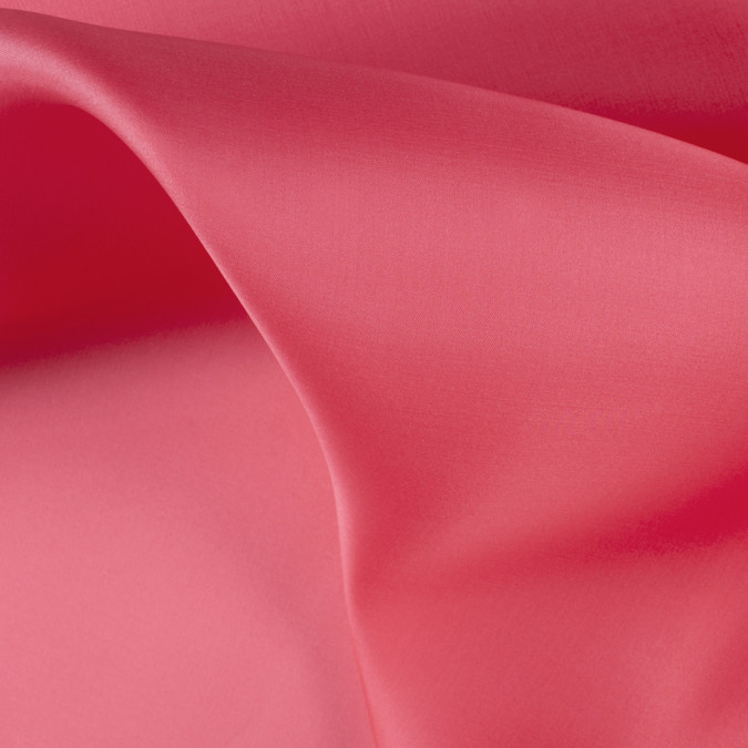 salmon silk satin face organza pv4000 161 11