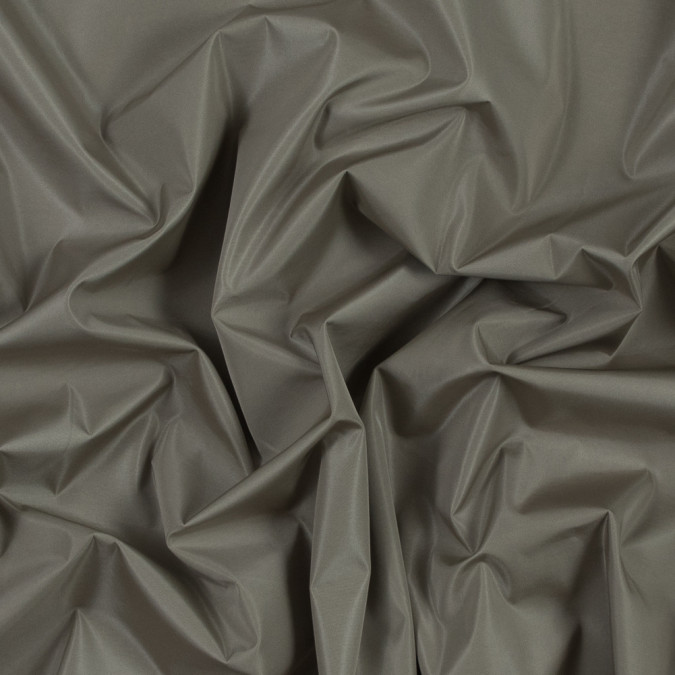 sandwood taffeta fused to a green cotton knit 317622 11