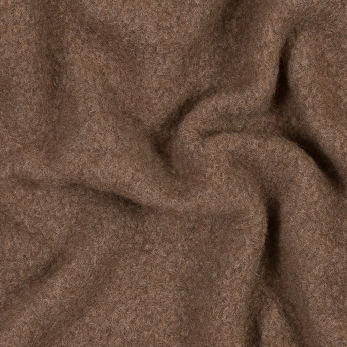 sea ny camel wool fleece with black backing 318022 11