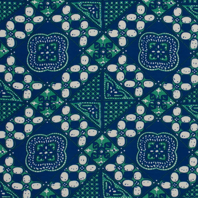 sea ny green and blue geometric rayon print 317987 11
