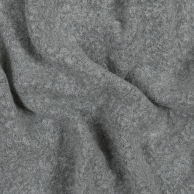 sea ny pale gray wool fleece with dark gray backing 318028 11
