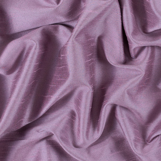 sea pink solid polyester shantung 311144 11