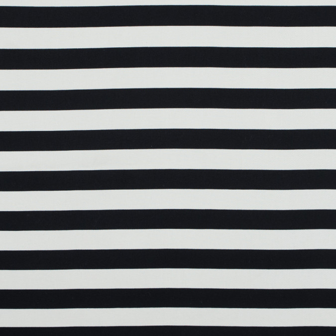 seedpearl and black awning striped stretch cotton sateen 314731 11