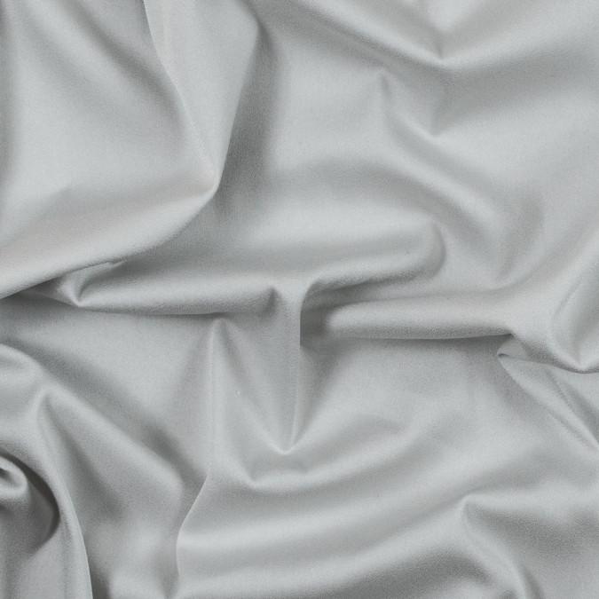 silver stretch crepe de chine 315372 11