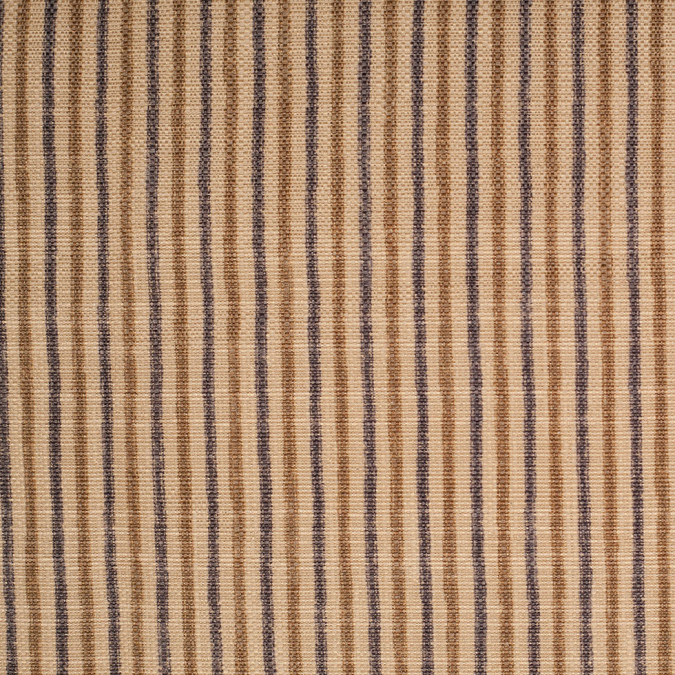 spanish gold striped poly cotton canvas 108798 11