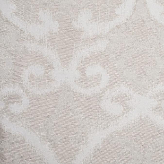 spanish lino ikat like damask polyester cotton canvas 110097 11