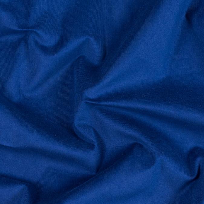 spectrum blue stretch cotton corduroy 314232 11