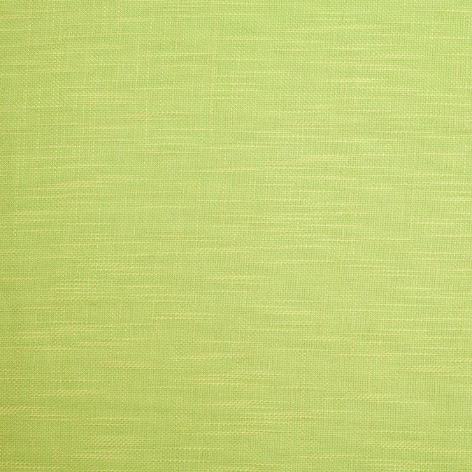 spring green slubbed viscose woven 307993 11