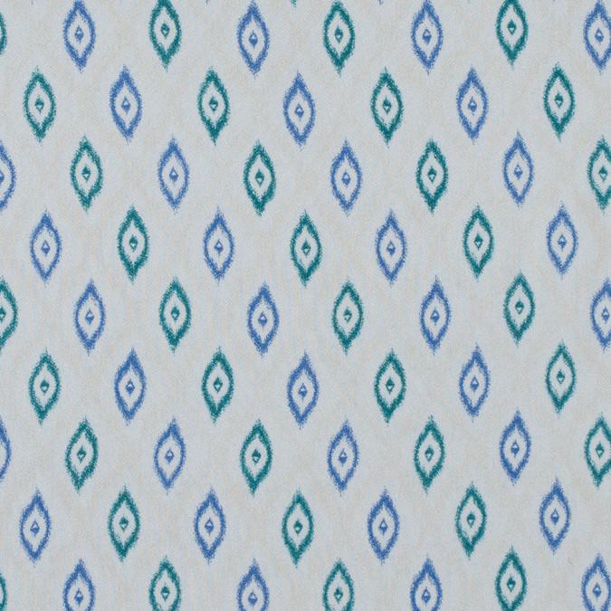star white marina pristine ikat printed viscose crepe 310751 11