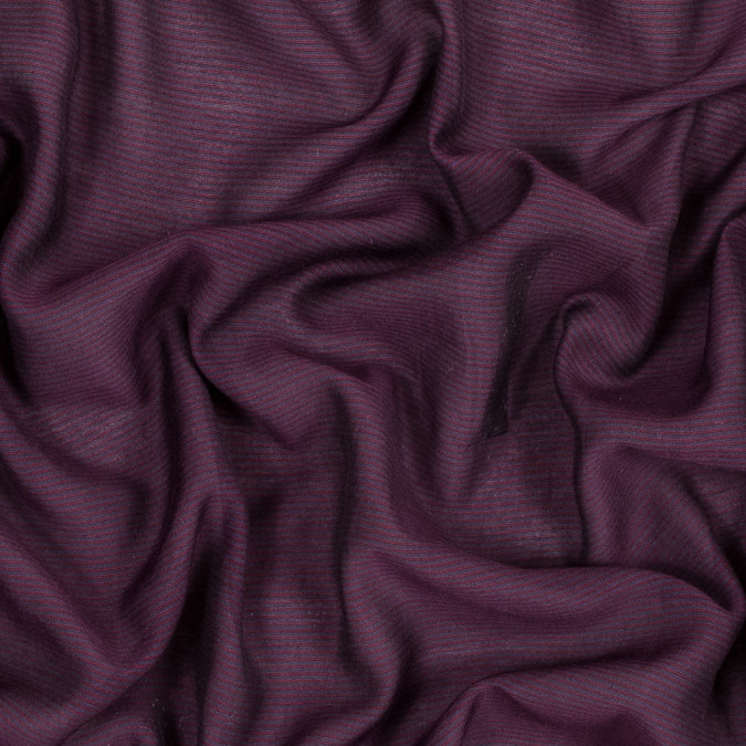 steven alan wine and burgundy striped silk and cotton voile 318782 11