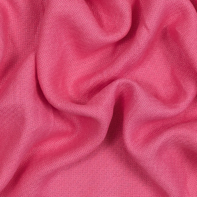 strawberry pink basketwoven linen 319124 11
