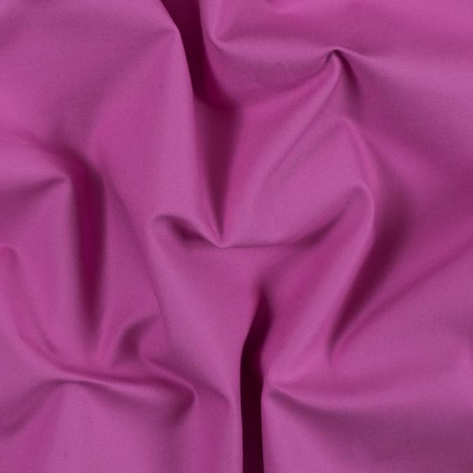 super pink stretch cotton twill 314184 11
