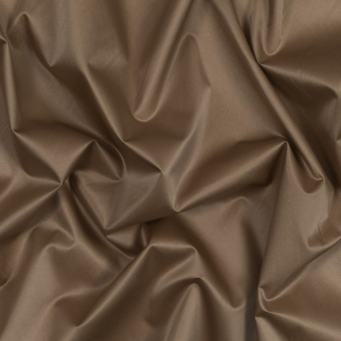 tan cotton backed polyester taffeta 319338 11