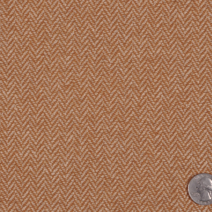 tan natural herringbone suiting fw11840 11