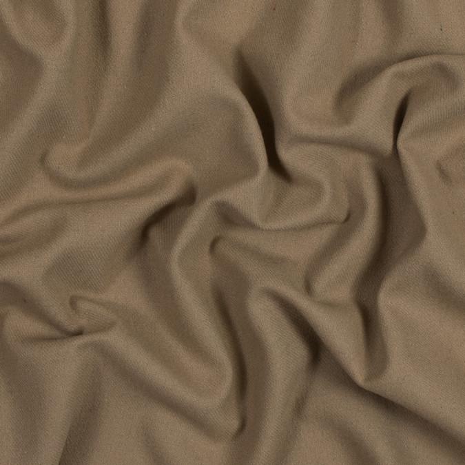 tan soft wool twill 317217 11