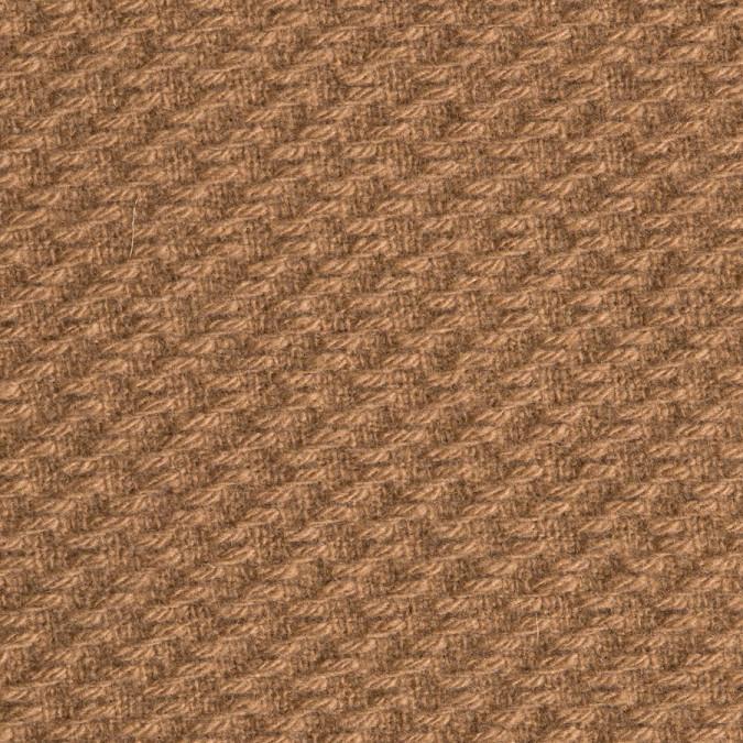 tan textured wool woven 309429 11