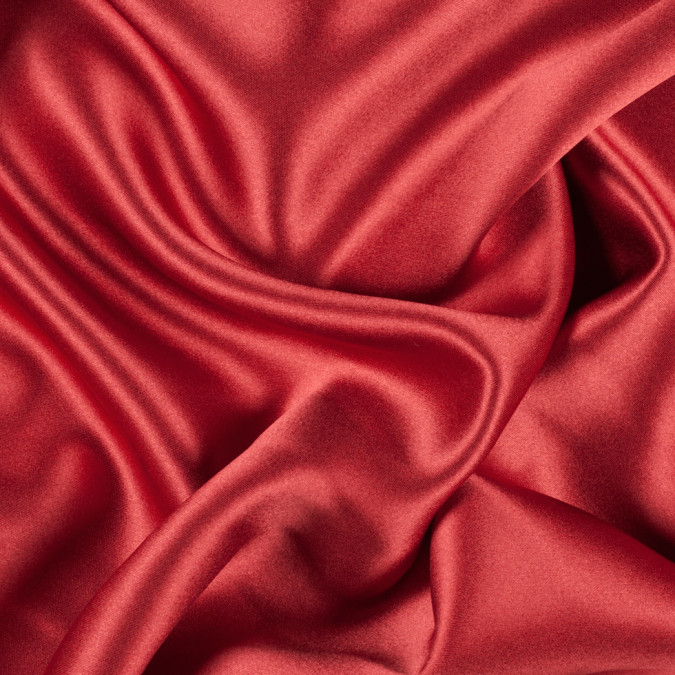 tango red silk crepe back satin pv8000 169 11