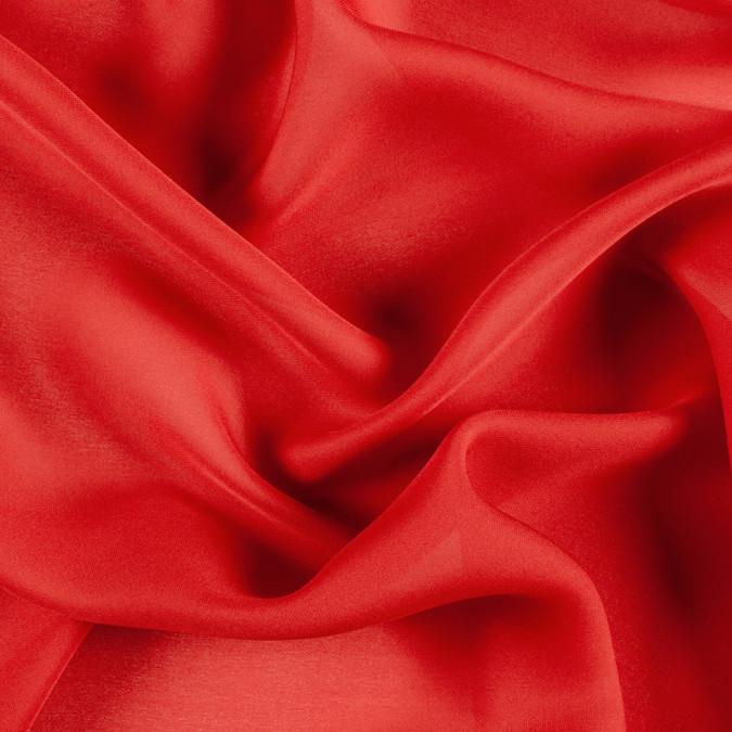tango red silk double georgette pv6000 169 11