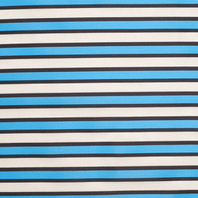 tanya taylor blue striped polyester cotton organza organdy 307473 11