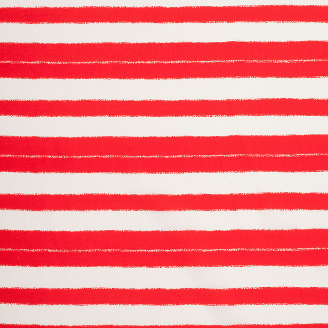 tanya taylor poppy red off white striped silk crepe de chine 307469 11
