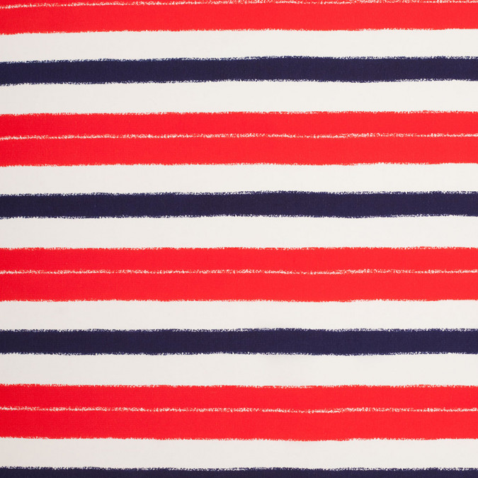 tanya taylor red white and blue striped silk crepe de chine 307468 11