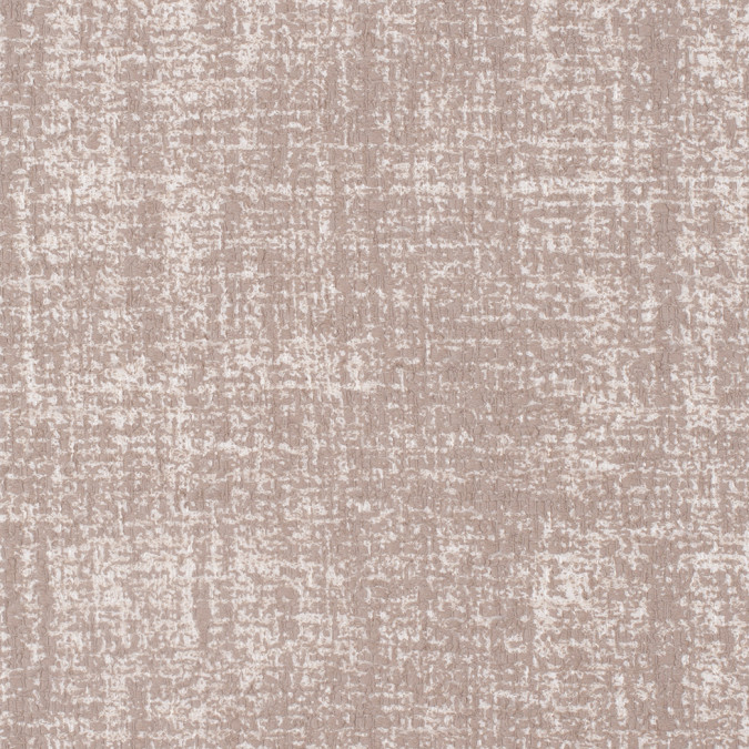 taupe and cream coated intricately woven cotton blend 307804 11