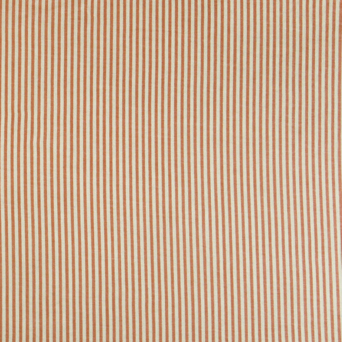 tea rose white candy striped cotton voile 308262 11