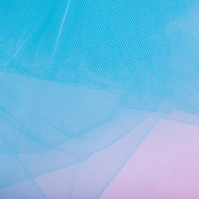 teal solid nylon tulle fn13894 11