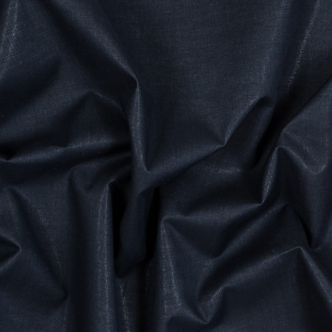 theory abbey stone cotton shirting fused to an eclipse blue stiffener 318060 11