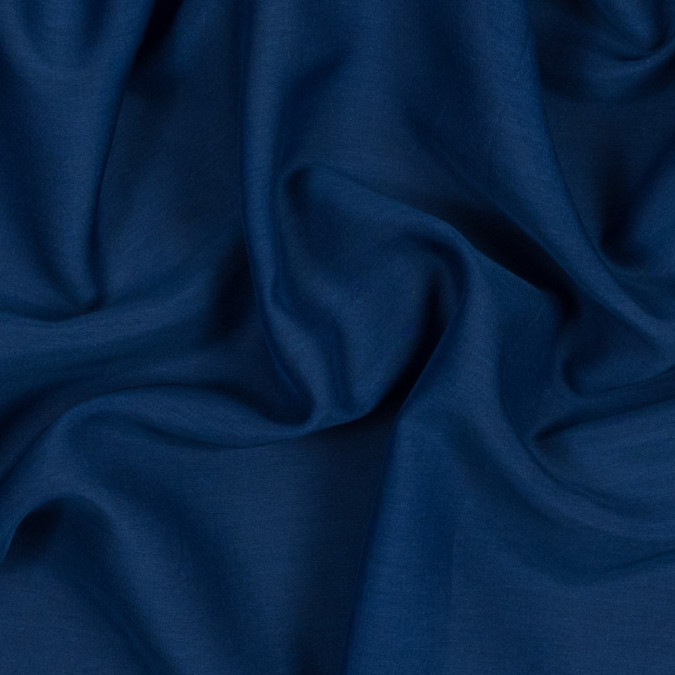 theory acid blue silk and cotton voile 317905 11