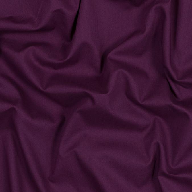 theory beetroot purple cotton shirting 318078 11