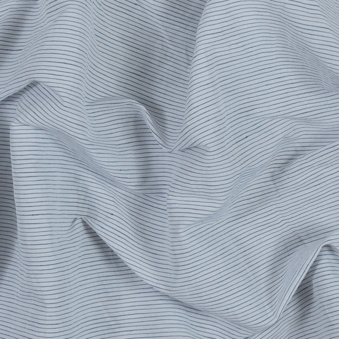 theory blue and white pinstriped crisp linen woven 318758 11