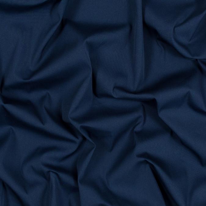 theory crisp navy fine stretch cotton shirting 318088 11