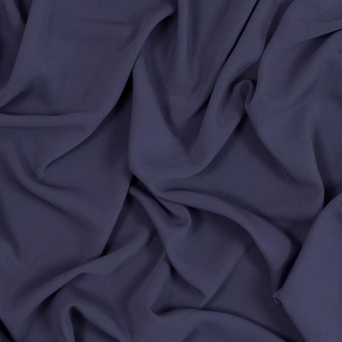 theory dark iris polyester georgette 318704 11