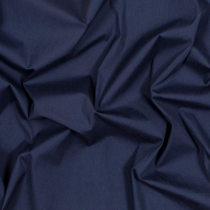 theory dark prussian blue fine stretch cotton shirting 318180 11