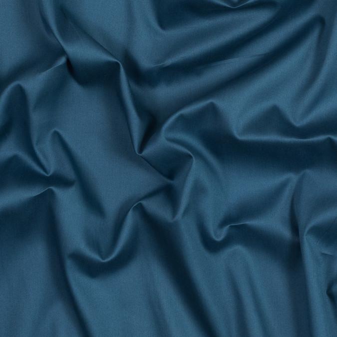 theory dusty blue mercerized cotton shirting 318086 11