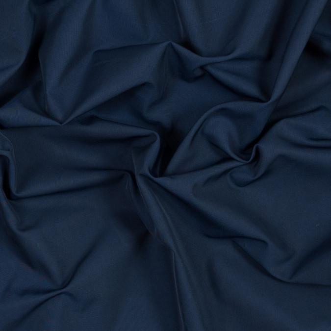 theory fin blue dull polyester taffeta 318478 11