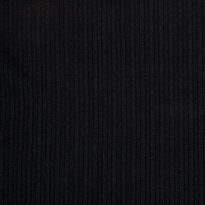 theory italian black striped stretch virgin wool woven 304923 11