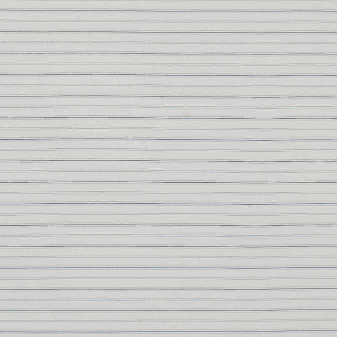 theory ivory and navy striped viscose twill 318603 11