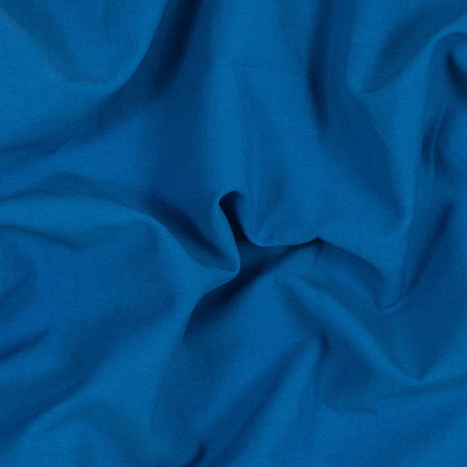theory marina blue and white bonded linen blended woven 318822 11