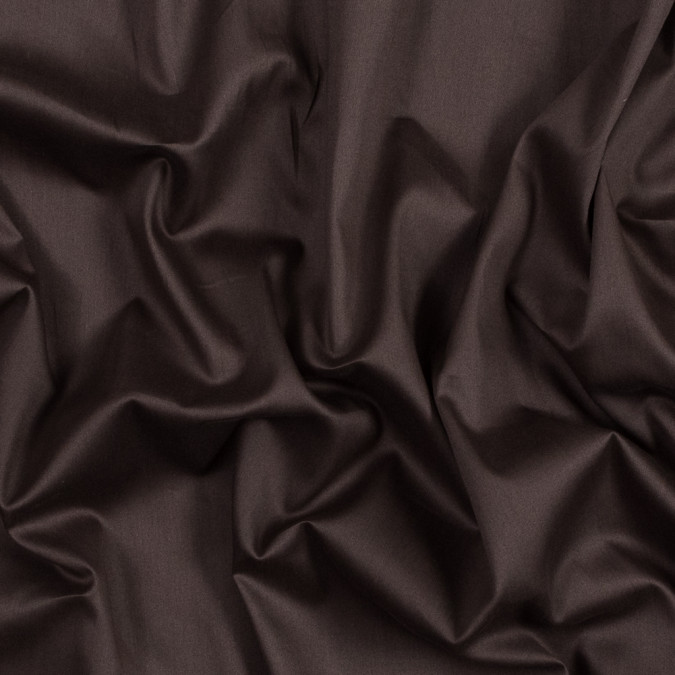 theory muted brown light weight cotton sateen 318831 11