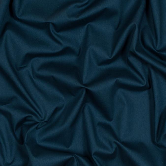 theory ocean blue stretch fine cotton shirting 318179 11